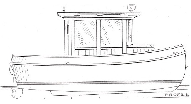 Scale Tug Boat Designs - Marine Modelling Plans from Cornwall