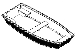 12', 14' Mr John - jon boat-boatdesign
