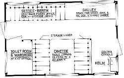 Huck Finn Cabin 12'  Plan Only