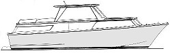 23' Shangri-La - trailerable double cabin cruiser