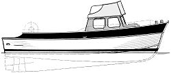 42' Vigilant - fishing trawler / work boat