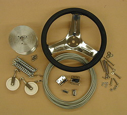 Exposed Drum Steering Kit