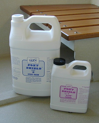 Glen-L Poxy-Shield Epoxy