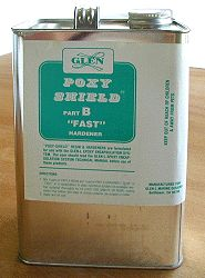 Poxy-Shield Fast Hardener Only for #3 Kit
