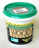 Wood Filler - 1 Pint
