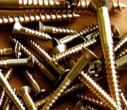 Nails, Screws & Other Fasteners
