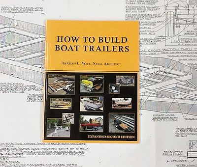 Super Huck Trailer Plans and Book