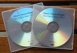 Electric Boat DVD Combo -  Parts 1 & 2