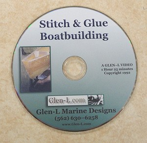 Stitch & Glue Boatbuilding DVD