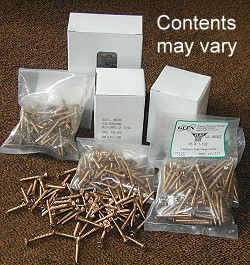Cruisette Bronze Fastening Kit