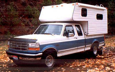 Camper Glen L RV Plans