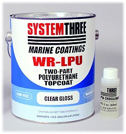 System Three WR-LPU Paint - Quart