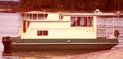 houseboat Boat Plans Catalog   300 Boats You Can Build!