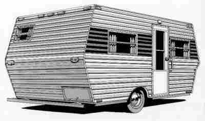 Juniper Travel Trailer Design