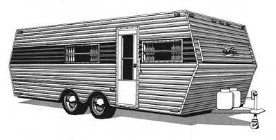 Travel Trailer Plans