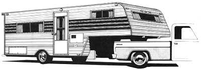 5th Wheel Trailer Plans