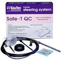 Teleflex Rotary Steering Kit with Outboard Front Hook-Up