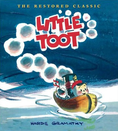 Children's Boat Books